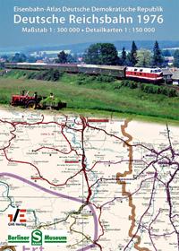 Atlas Reichsbahn 1976